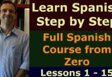 Learn Spanish with Rodrigo